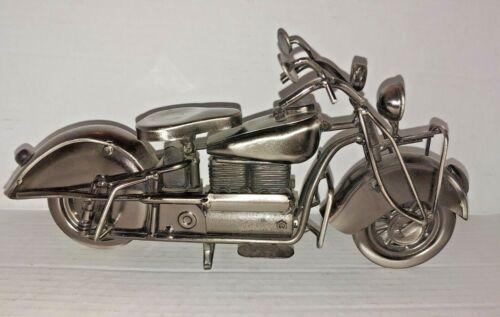Handmade Metal Motorcycle ~ Free Shipping