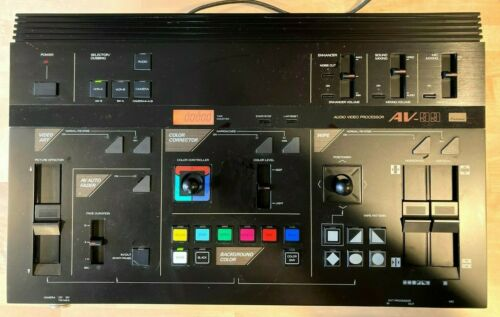 Sansui AV-99 Audio/Video Processor Board