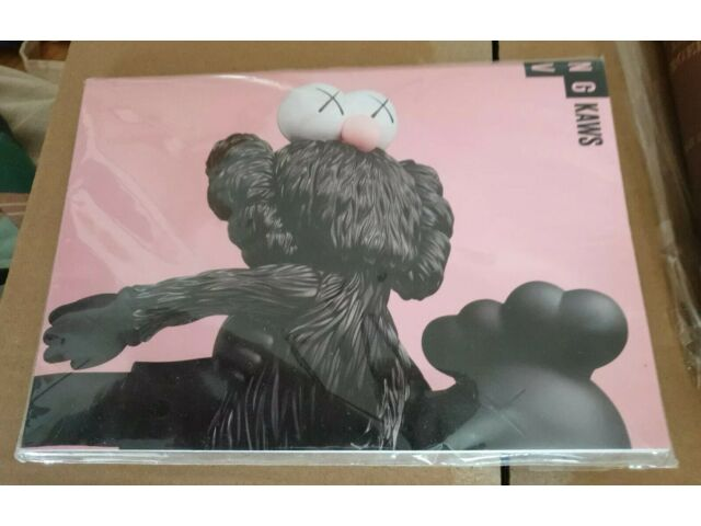 Kaws Notebook - National Gallery Of Victoria