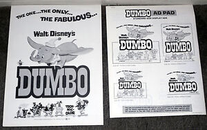 DUMBO-original-DISNEY-movie-studio-pressbook