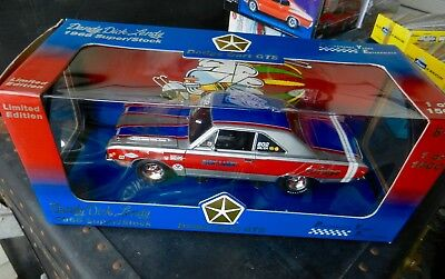 ERTL DCP 1968 DODGE DART GTS DICK LANDY