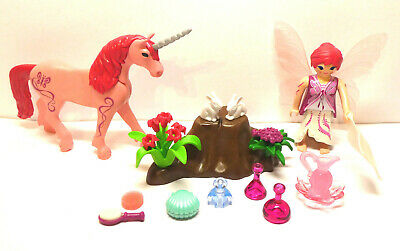 Playmobil Pflege-Fee mit Einhorn Rosenrot, 5443 (#10)