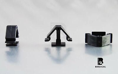 100x Orig. Bossmobil Barra Lateral Clip Ciel Del Techo 11X14X14X8mm