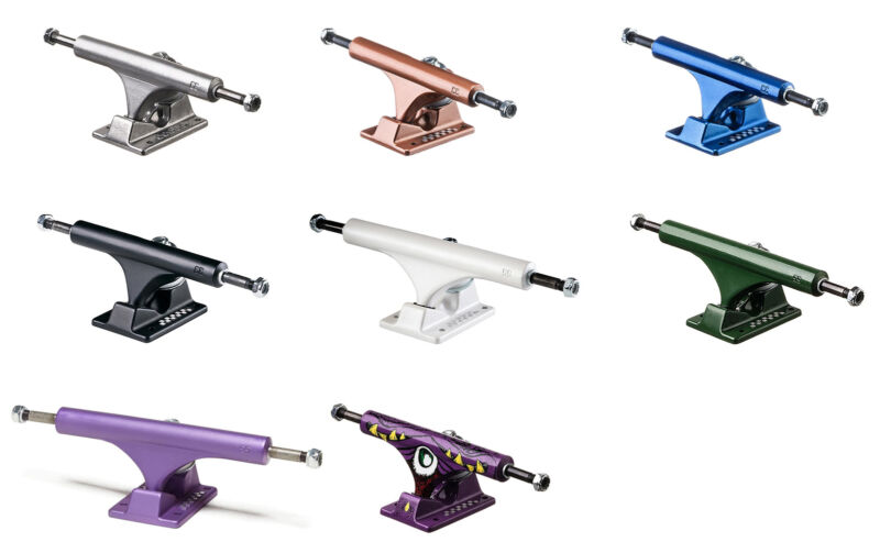Ace Skateboard Trucks - All Sizes and Colors - Sold as Pair