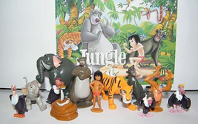 Disney The Jungle Book Party Favors Set of with Baloo Mowgli Shere Khan Etc
