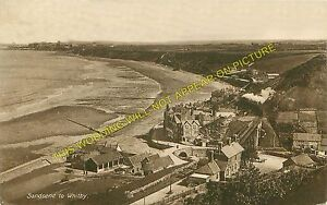 Sandsend Railway Station Photo. Whitby - Kettleness. Staithes and Saltburn Line