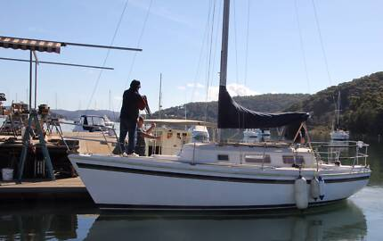 Spacesailer 27 Yacht, Very good condition.