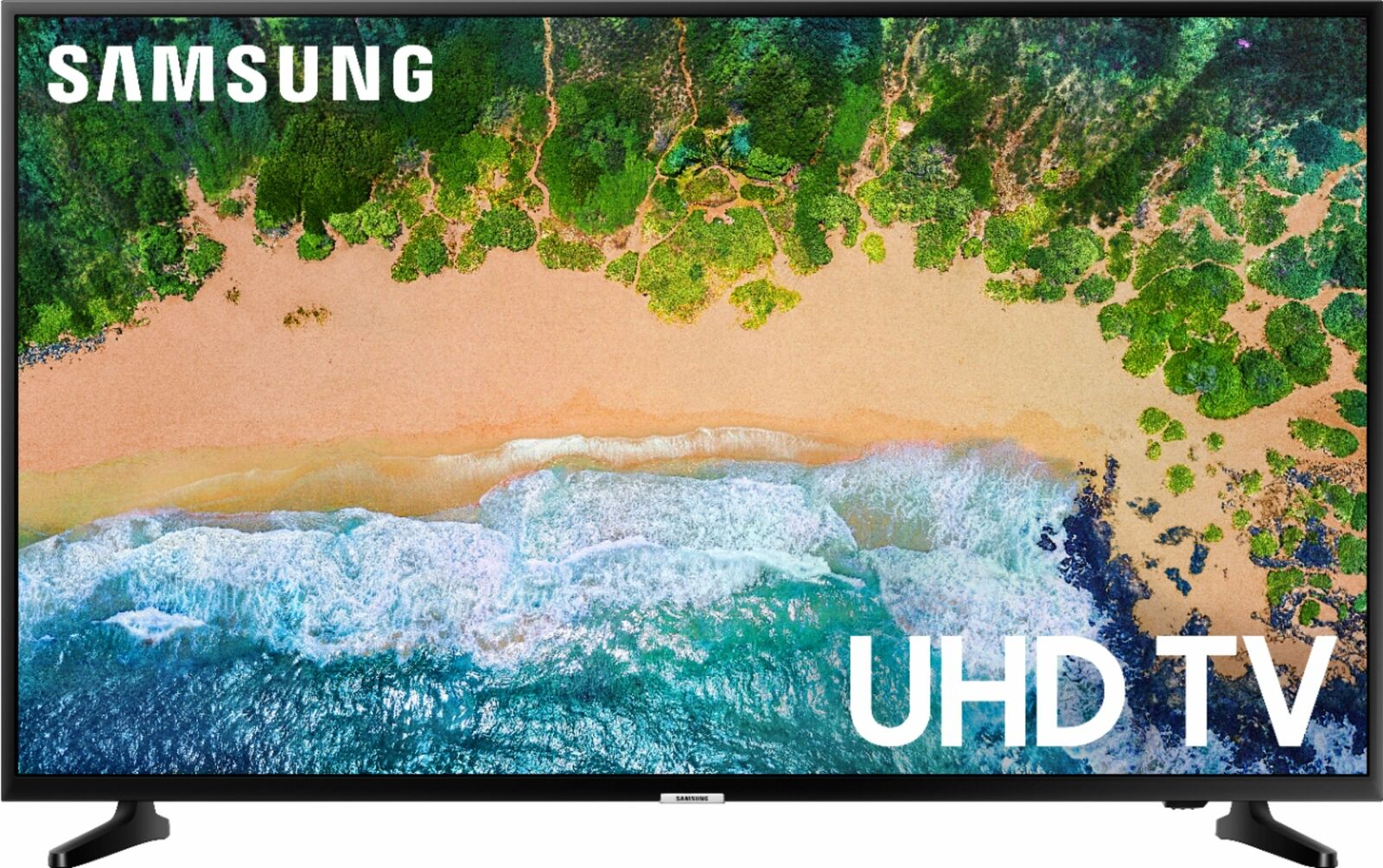 Samsung – 50″ Class – LED – NU6900 Series – 2160p – Smart – 4K UHD TV with HDR