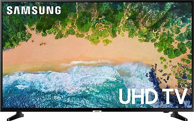 """Samsung - 43"""" Bearing - LED - NU6900 Series - 2160p - Knowledgeable - 4K UHD TV with HDR"""