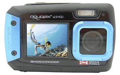 Digitalkamera Easypix W1400 active blue