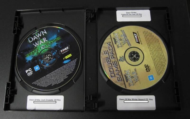 dawn of war gold edition winter assault cd key