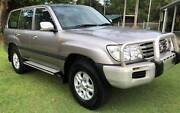 2005 Toyota LandCruiser HDJ100R 1HDFTE Manual Eudlo Maroochydore Area Preview
