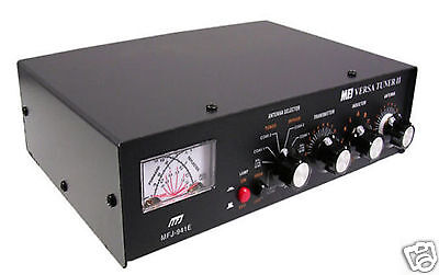 MFJ 941E Versa Tuner II - 300watts HF ATU