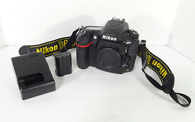 Nikon D810 36.3MP Body- Xlnt Cond- Works Perfectly•LOW SHUTTER COUNT- 25,150