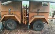 Generator Trailer Ferntree Gully Knox Area Preview