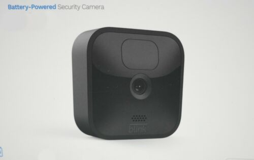 BLINK OUTDOOR WIRELESS HOME SECURITY ADD-ON CAMERA (2020 VERSION) *BRAND NEW*