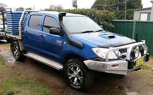 2009 toyota hilux SR 4x4. Guyra Guyra Area Preview