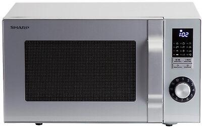 Mikrowelle mit Grill Sharp R644S Garraum: 23 Liter 900 W 5 Stufen Grill 1000 W ()