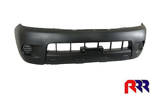 Toyota Hilux 2 & 4WD (05-7/08) Front Bar Bumper Cover Workmate & SR