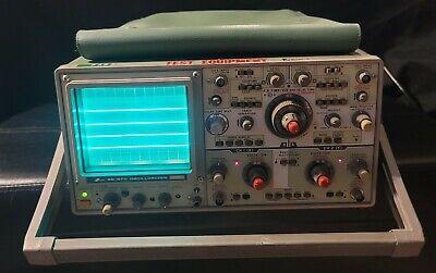 Iwatsu Ss-5711 100mhz Oscilloscope