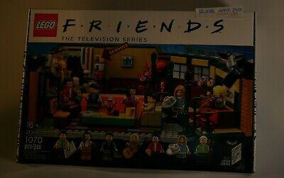NIB LEGO FRIENDS CENTRAL PERK Park Set 21319 Brand New. Free Shipping.