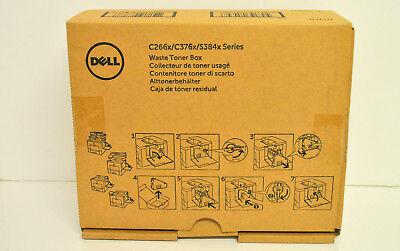 Waste Toner Trays - Tray of Few DELL 593BBEI NTYFD Toner Waste Cartridge Tonersammelbehalter