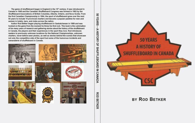 50 Years A History Of Shuffleboard In Canada