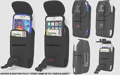 Holster Pouch TO fit Waterproof Case FOR ALL Large Smart Ph