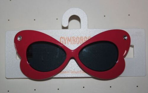 New Gymboree Pink Gem Butterfly Frames Sunglasses Size 0-2 year NWT Girls