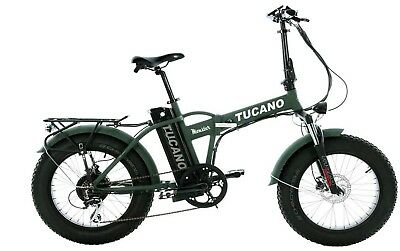 MONSTER 20 LIMITED EDITION - Bicicleta Eléctrica Plegable -