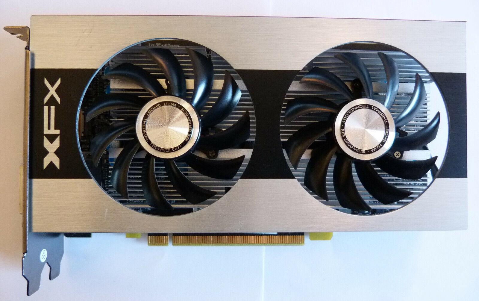 XFX Extreme Gaming Radeon 7790 1 GB DDR5 PCI-E Grafikkarte in OVP