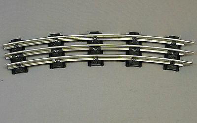 "LIONEL O GAUGE TRACK O54 CURVE 54"" INCH diameter train circle metal 6-65554  NEW"