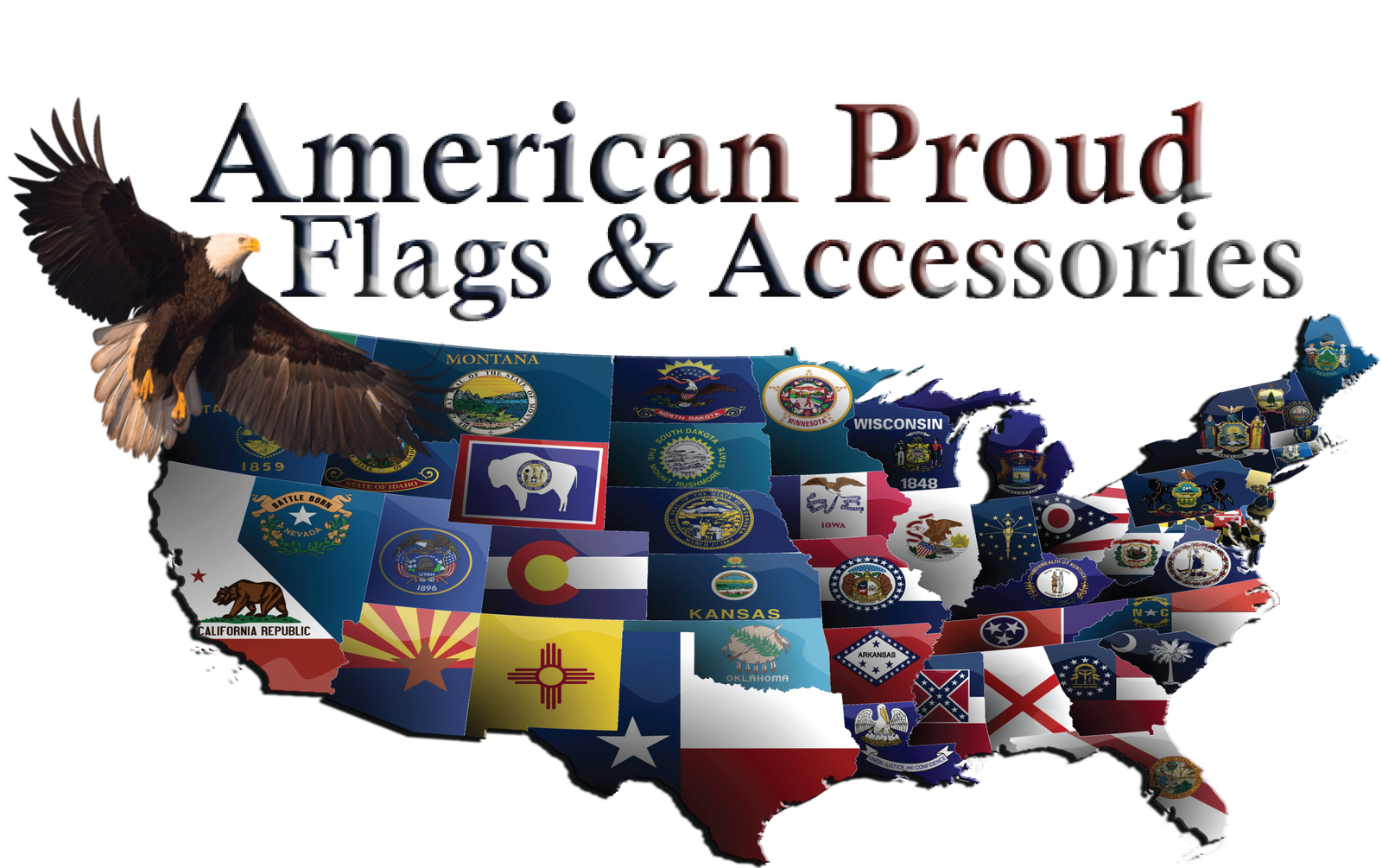 American Proud Flags & Accessories