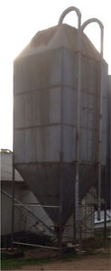 20 ton feed silo Silverdale Wollondilly Area Preview