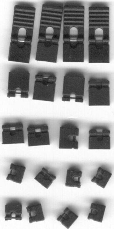 Shunt Jumper Caps Assorted Micro & Mini For Mobo Hard Disk Ide Sata Lot A20
