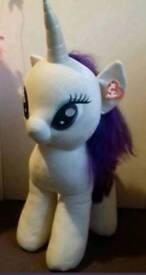 My little pony Big cuddly toys