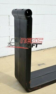 New Hyster H250xl H280xl 8 Ft Forks 2.7 X 8 X 96 Forklift Fork Foot Pin Shaft