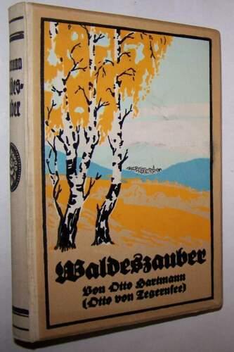Bayerischer Wald 1924 Oberpfalz Niederbayern Nordgau Heimatbuch Böhmerwald sign.