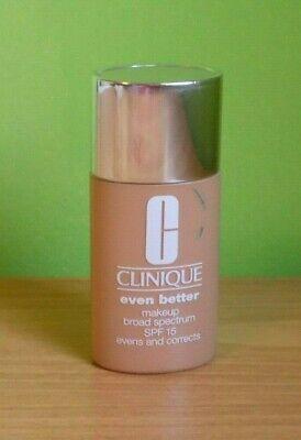 Clinique Even Better Makeup Broad Spectrum SPF15 1oz