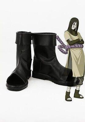 NARUTO Orochimaru Cosplay Kostüm Ninja Schuhe Shoes chaussure scarpa zapato - Ninja Kostüm Schuhe