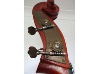 1960s East German Double Bass
