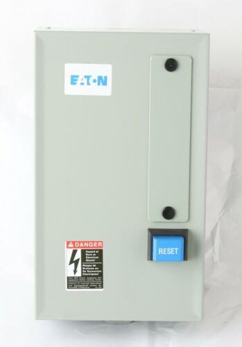 New ECX09D1EAA-KS29 Eaton Electrical Enclosed Motor Starter