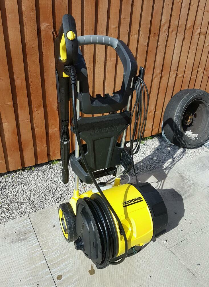 for sale karcher pressure washer in new moston manchester gumtree. Black Bedroom Furniture Sets. Home Design Ideas