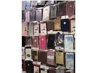 Mobile phone accessories phone cases screen protectors total 350 NEW