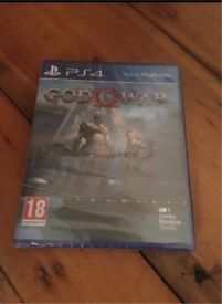 God of War - brand new sealed for PS4