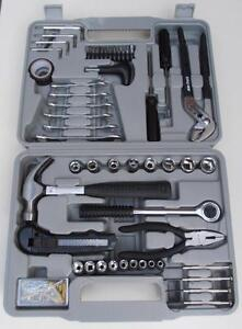 141-Pc-Complete-Tool-Kit-Socket-Screwdriver-Hammer-Etc