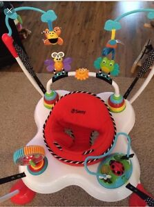 2 in 1 Sassy Baby Activity Centre