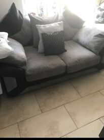 2 seater sofa pick up only