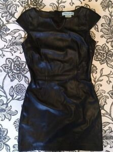 Guess by Marciano Leather Dress
