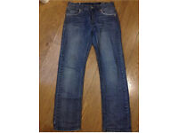 Buffalo by David Bitton boys jeans size 12 years.